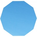 Blue Decagon